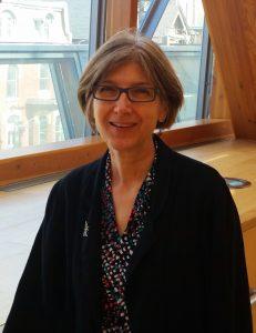photo of Louise Wrazen